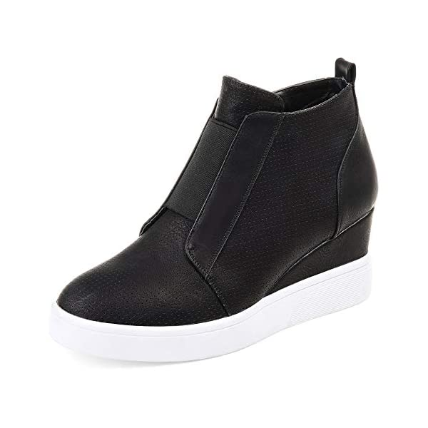 Athlefit Women's Ankle Heels Boot