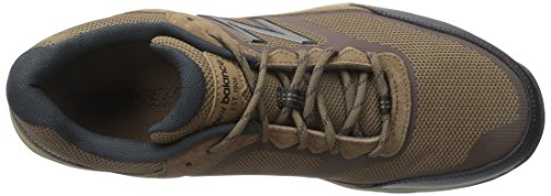New Balance Mens Mw669br Walking Shoe Brown