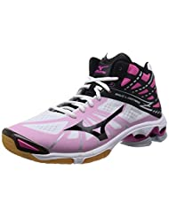 Mizuno Volleyball Shoes Wave Lightning Z Mid