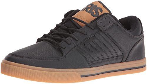 Zapatillas Osiris: Protocol BK/BK/WH Black-Work