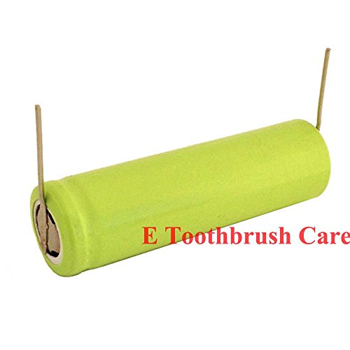 New Li-ion Battery with PINs for Philips Sonicare Healthy White Toothbrush Repair Replacement