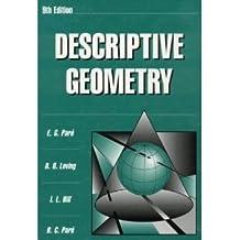 Descriptive Geometry: 9th (nineth) Edition