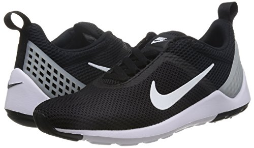 Nike-Mens-Lunarestoa-2-Running-Shoes-BlackPure-PlatinumWhite-811372-010-Size-13