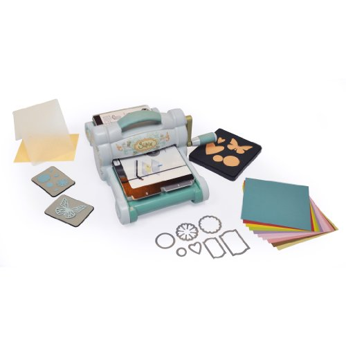 Sizzix Big Shot Starter Kit by Sizzix