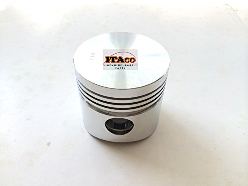 ITACO PISTON 104200-22090 105240-22020 fit Yanmar TS60 TS 60 Water Cooled FORKLIFT Diesel Engine Generator 75MM