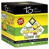 Mango Greentea Org (100bag) Touch Organic Brand: Touch Organic Teas Review