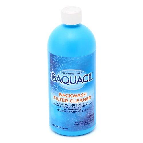 Baquacil Backwash Filter Cleaner (1 qt)