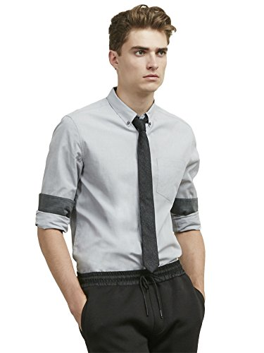 kenneth-cole-new-york-mens-long-sleeve-end-on-end-shirt-dim-grey-combo-m