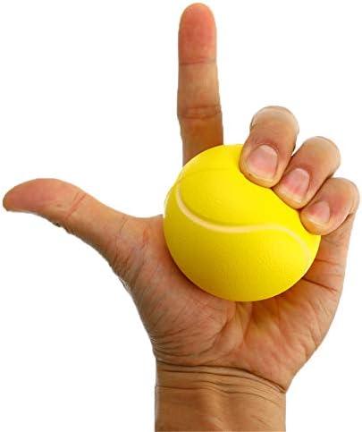 Rysmliuhan Shop Hand Grips Pallina Antistress Regali per Uomini pi/ù Anziani Esercizio di Compressione della Mano Palle Antistress per Esercizi manuali per Adulti