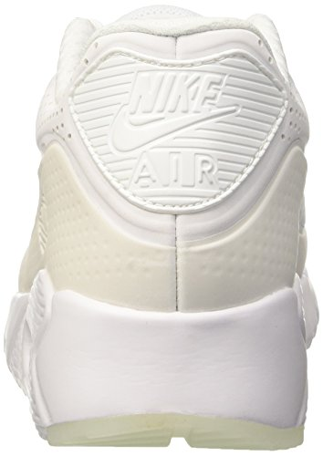 Nike Air Max 90 Ultra Moire, Men's Sneakers White (White / White-white-white)