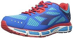 Diadora Men's N-4100-2 ST Running Shoe, Blue Fluorescent/Micro Blue, 12 M US