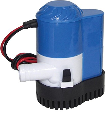 Shoreline Marine Bilge Pump with Float Switch