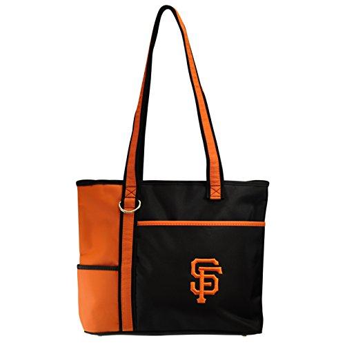 (MLB San Francisco Giants Tote Bag with Embroidered Logo)