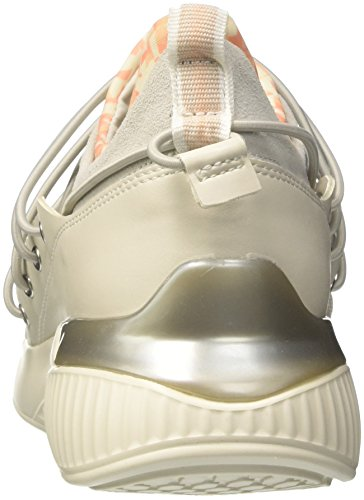 Elfenbein Theragon Damen White Sneaker Geox Off A D EvqxwX