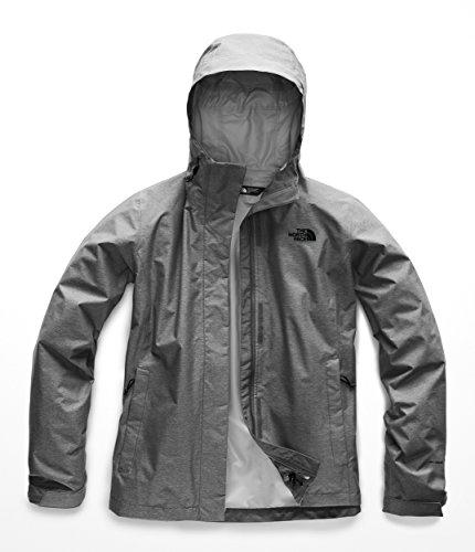 The North Face Women Venture 2 Jacket - TNF Medium Grey Heather - M