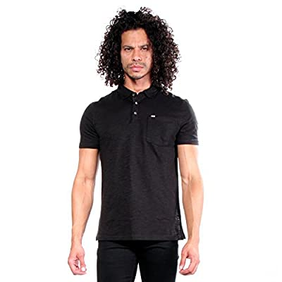 Calvin Klein Solid Key Idea Polo Shirts L Men