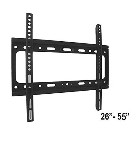 FoxMicro Slim LCD Led Tv Monitor Wall Mount Bracket Stand 26' 55'  FM