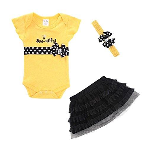 Beautiful Baby Lace Skirt - 3