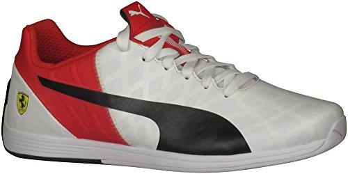 8e11484917fd Puma Evospeed 1.4 Scuderia Ferrari Fashion Sneaker Shoe - White Black Rosso  Corsa - Mens - 8.5 - Buy Online in Oman.