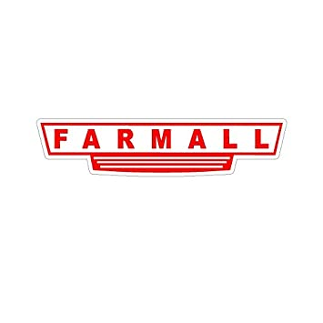 Amazon farmall large classic sticker decal tractor case ih farmall large classic sticker decal tractor case ih international harvester sciox Choice Image