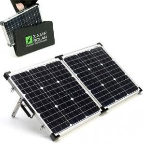 Zamp Solar 160P Solar Portable Charge Kit