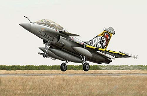 Trumpeter French Rafale B Fighter Model Kit 1//144 Scale