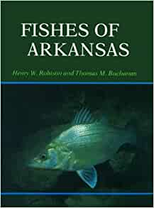 By arkansas game and fish fishes of arkansas 1988 11 16 for Arkansas game and fish