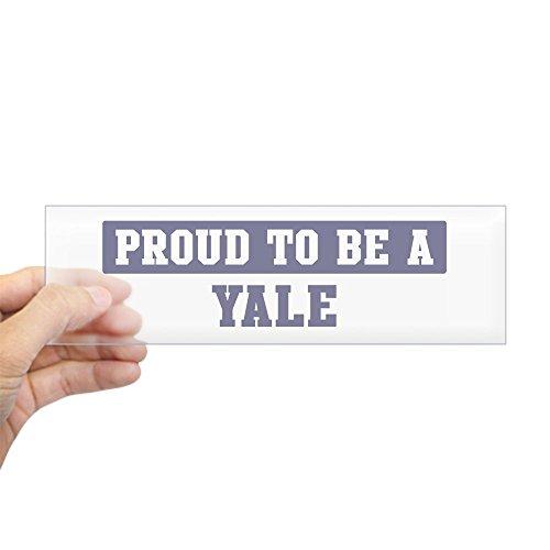 yale bumper sticker - 8