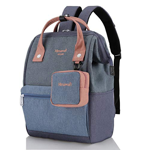 Himawari Travel Laptop Backpack For Women