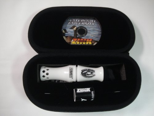 White Acrylic Snow Storm ~ Snow Goose Call ~ Zink Calls 6050 by Zink (Image #1)