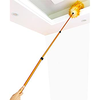 Amazon Com Cleansgreen Microfiber Feather Duster