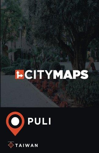 City Maps Puli Taiwan