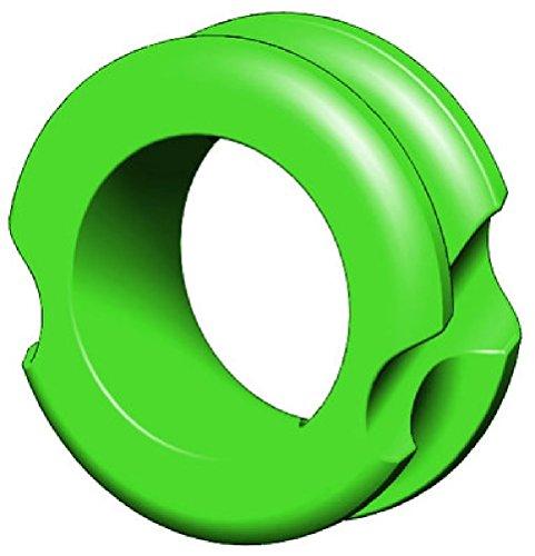 G5 Bow Sights - G5 Outdoors Meta Pro Peep Hunter Sight, Green, Large/1/4