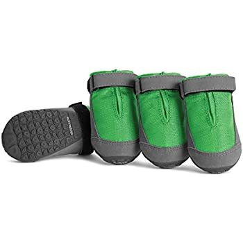 Ruffwear - Summit Trex Boots for Dogs, Meadow Green, 1.75 in (44 mm)