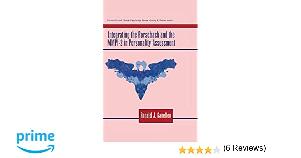 Amazon integrating the rorschach and the mmpi 2 in amazon integrating the rorschach and the mmpi 2 in personality assessment 9781138972872 ronald j ganellen books fandeluxe Image collections
