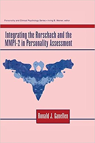 Amazon integrating the rorschach and the mmpi 2 in integrating the rorschach and the mmpi 2 in personality assessment 1st edition fandeluxe Image collections
