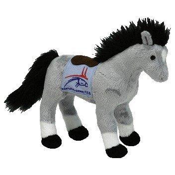 Ty Beanie Babies  Derby 133  - Kentucky Derby  Horse
