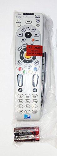 Case of 40 - DIRECTV RC66RX IR/RF Remote Control by DIRECTV