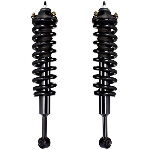 - Front Pair Complete Shock Struts Assembly for 2003-2015 Toyota 4Runner 2005-2015 Toyota Tacoma 2007-2013 Toyota FJ Cruiser Replaces # 171371L 171371R