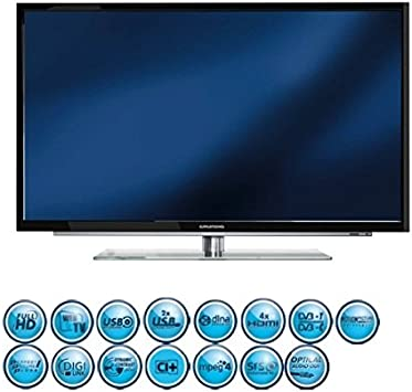 Grundig 50 VLE 930 BH - Televisor (127 cm (50