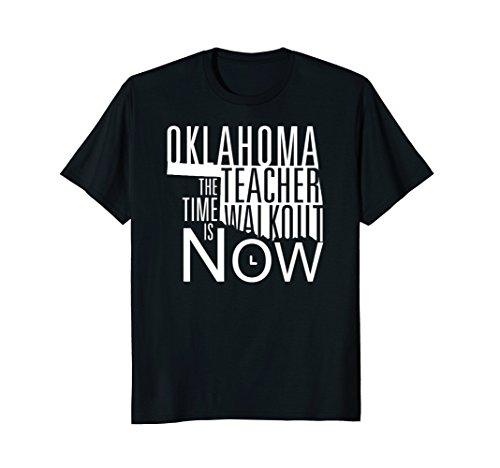 Oklahoma Teacher Protest Shirt For Men  Women  Kids