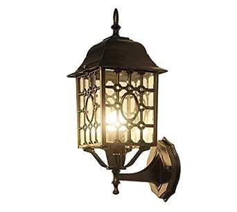Lámpara de techo-proyector-lámpara Pared Scomce Patio Jardín Villa ...