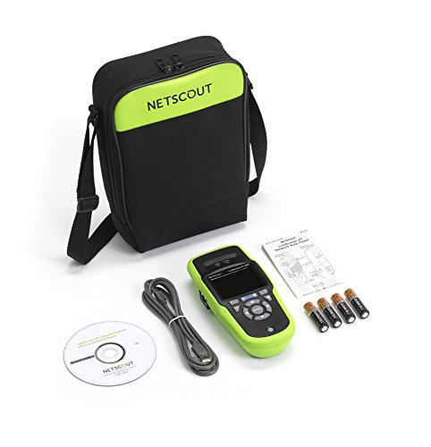 NETSCOUT LRAT-1000 LinkRunner AT Copper Ethernet Network Tester