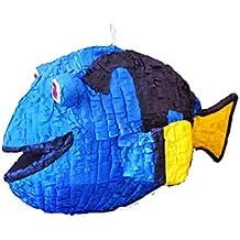 Blue Fish Pinata