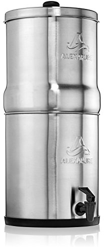 Alexapure Pro Stainless Steel Water Filtration System - 5,000 Gallon Throughput Capacity by Alexapure (Image #4)