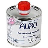 AURO(アウロ) フロアー用ワックス NP-0431 0.5L(水性ホームケア用品)