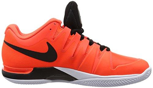 Morado Tour Crimson Blk Gry Chaussures drk Homme Tennis 9 Zoom Nike Ttl Vapor Clay white de Orange 5 f6Pqxna