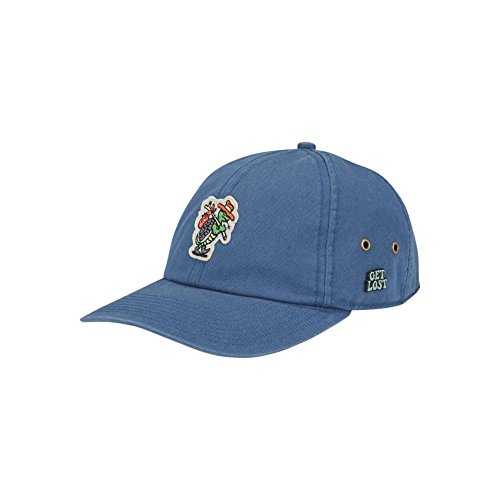 Burton Visor Beanie (Burton Durble The Turtle Hat, Indigo, One Size)