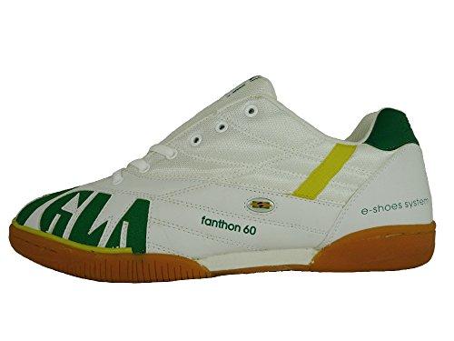 AGLA - Zapatillas de fútbol sala de Material Sintético para hombre negro Size: 40 dmNd7f8