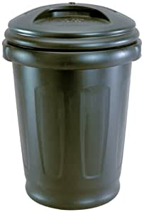 ebertSankey 80 litros basura (verde)